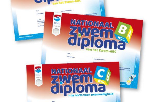 Diploma-reeks staand